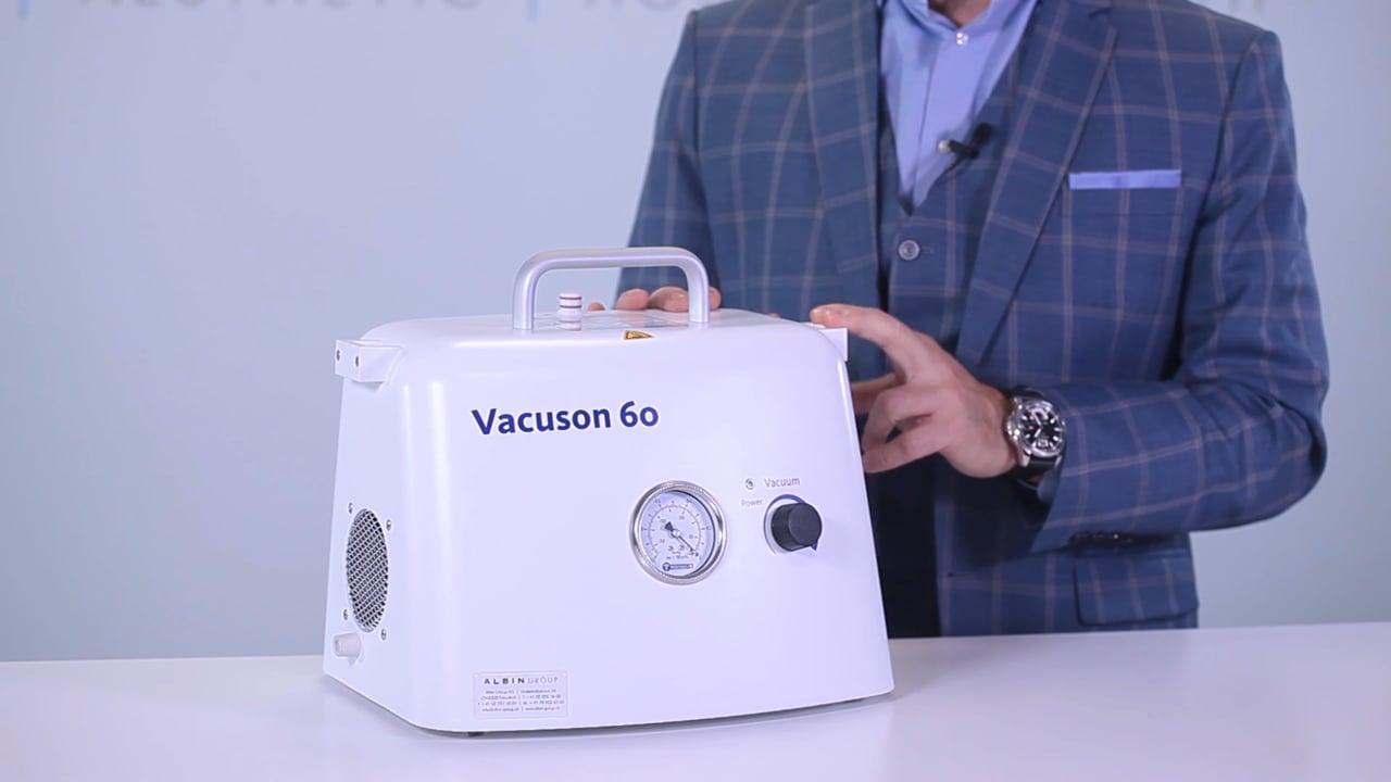 Vacuson 60 - Absaugpumpe