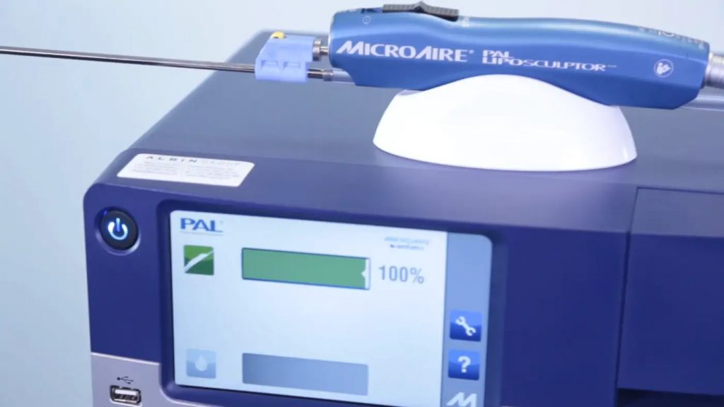 Übersicht - MicroAire PAL - Liposuction Geräte