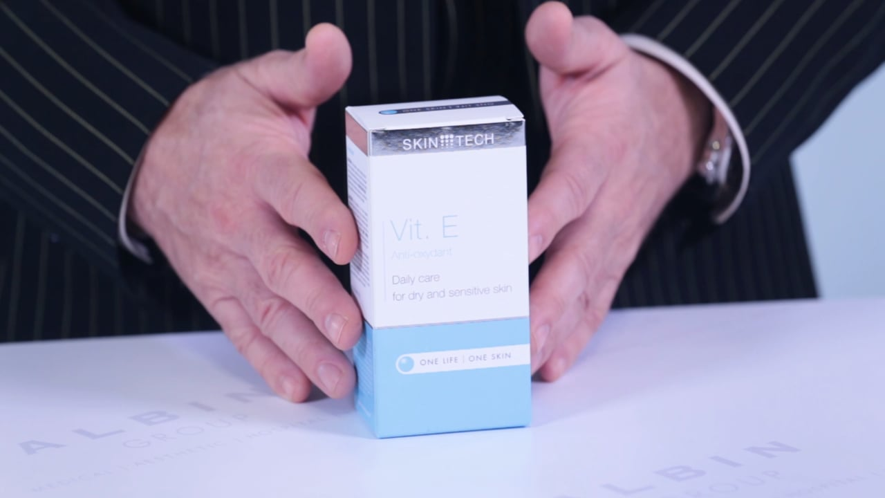 Vitamin E Anti-oxydant Creme