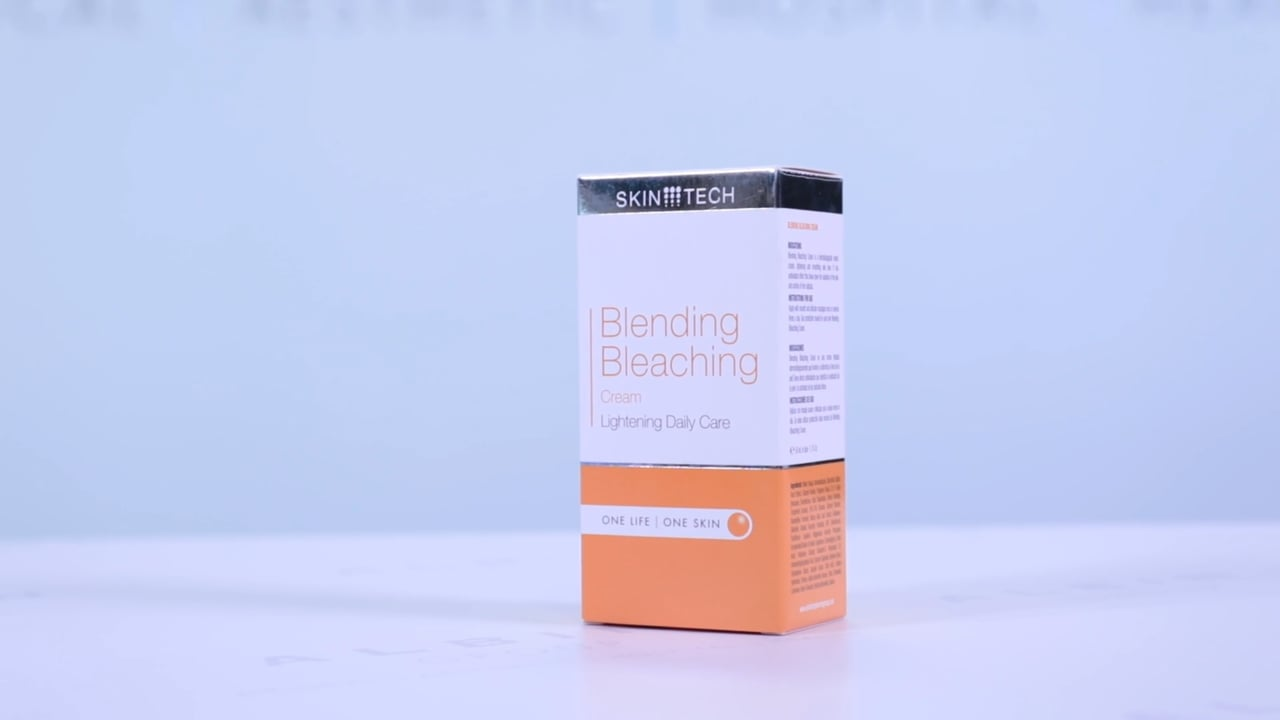 Blending & Bleaching Cream