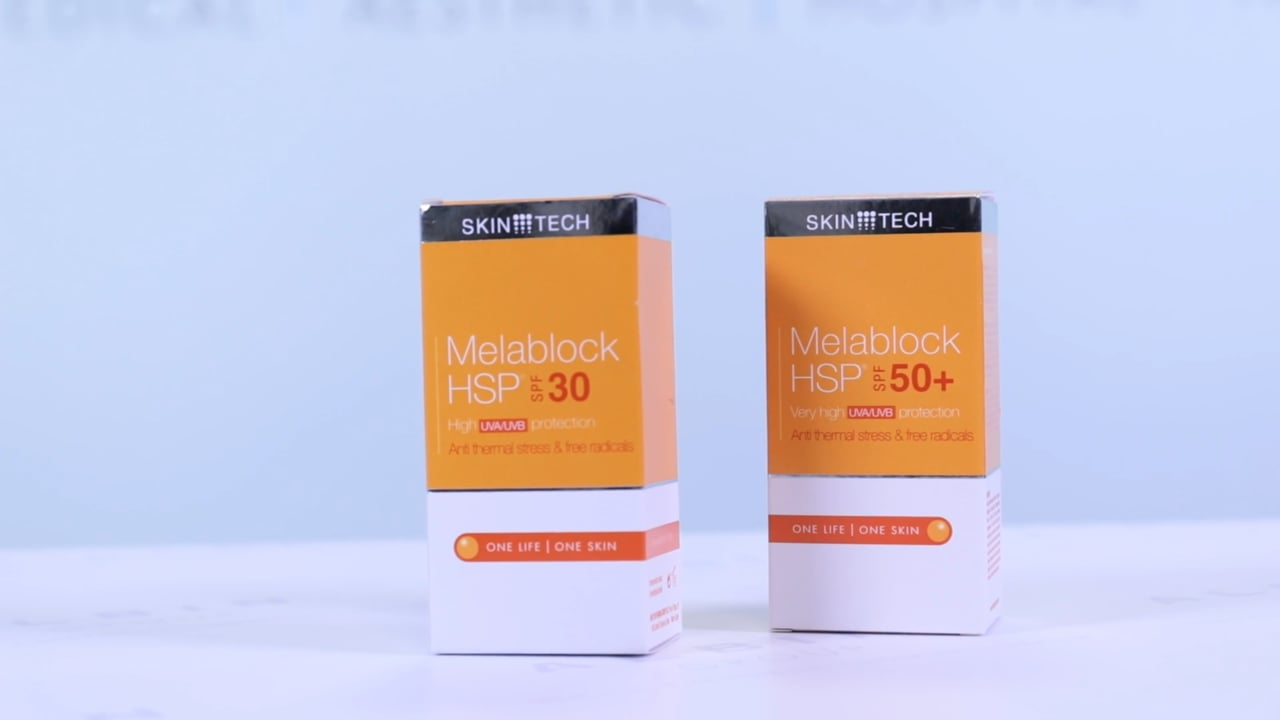 Melablock HSP SPF 30/50+