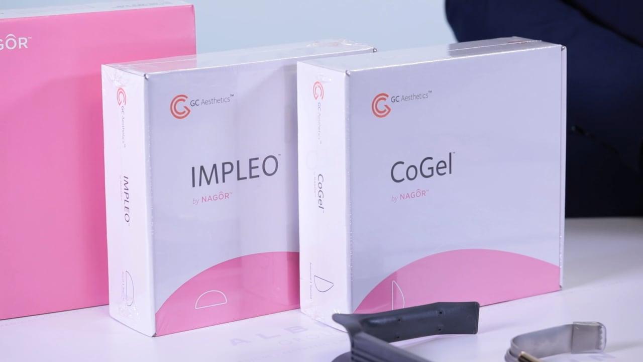 Übersicht - GC Aesthetics - Nagor Brustimplantate