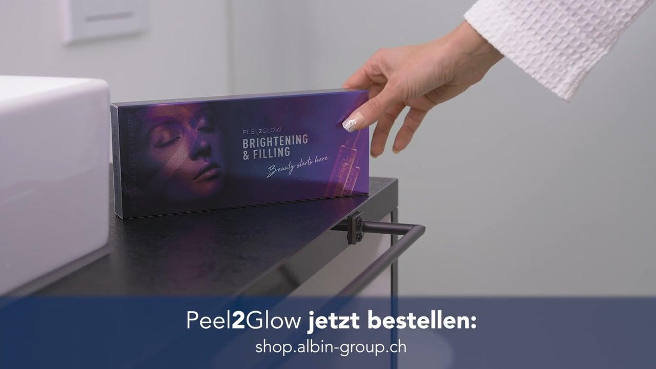 Peel2Glow Video